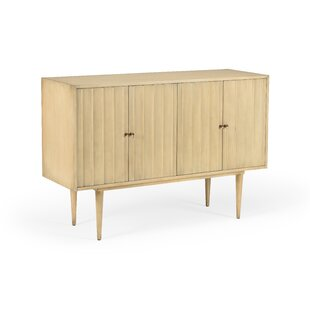 Delhpine 4 Door Accent Cabinet by Wildwood