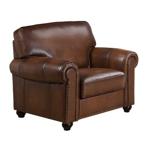Amax Aspen 2 Piece Leather Living Room Set
