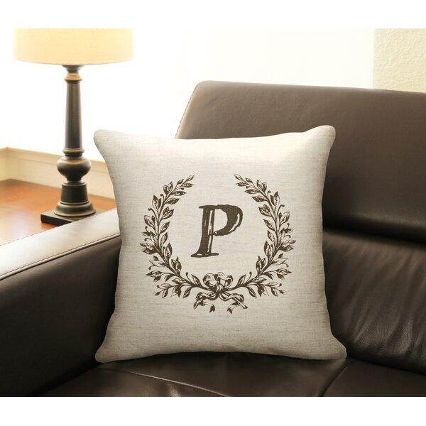 Pillows With Initials Wayfair