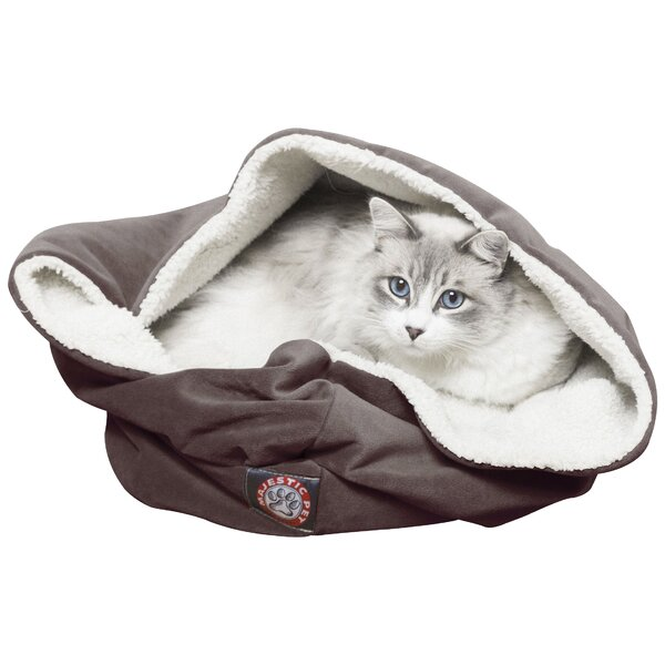 Cat Boss Natural Cat Hanging Hammock Swing Bed Perch Cat Bed Pet Bed for Cat Resting,Hanging Basket,A