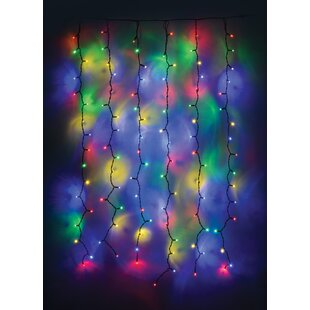 Ponce LED Curtain By The Seasonal Aisle