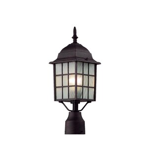 Compare prices Woodard 1-Light Lantern Head By Loon Peak