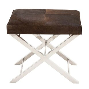 Westbrook Cross Stool by Ebern Designs