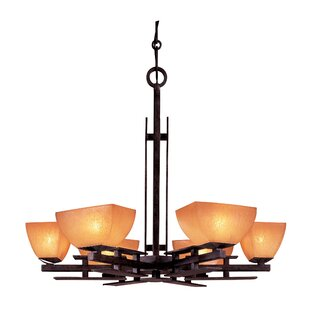 Minka Lavery Lineage 6-Light Shaded Chandelier