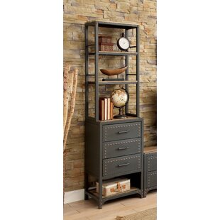 Beth Standard Bookcase by Williston Forge 2019 Online