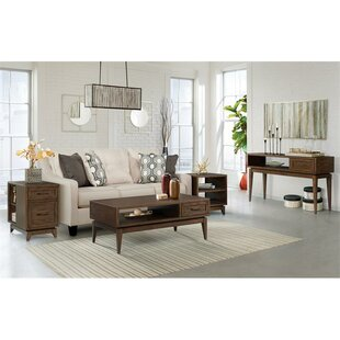 Malt 4 Piece Coffee Table Set
