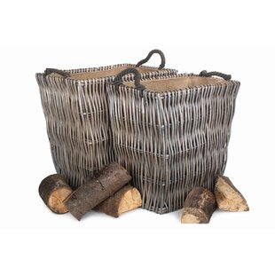 Kiley Log Carrier By Union Rustic