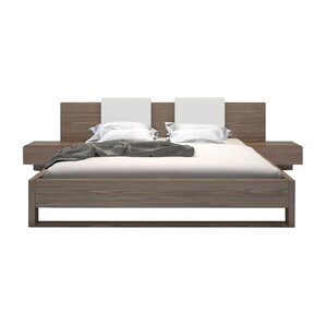 Monroe Upholstered Platform Bed by Modloft