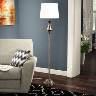 Price comparison Carisbrooke 60 Floor Lamp By Charlton Home