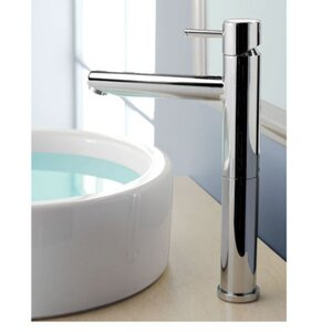 Serin Single Hole Vessel Faucet with