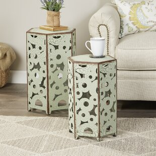 Lexia 2 Piece Nesting Tables