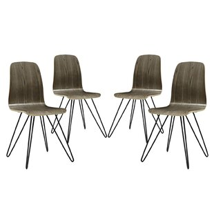 Arne Dining Chair (Set of 4) by Union Rus..