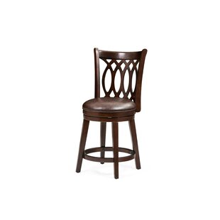 Reviews Estrela 24 Swivel Bar Stool by Darby Home Co Reviews (2019) & Buyer's Guide