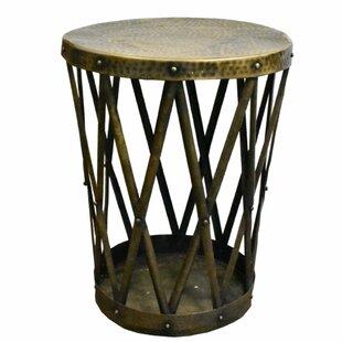 Cosentino Metal End Table