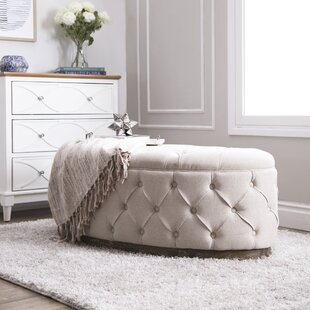 Harlowton Ottoman by One Allium Way