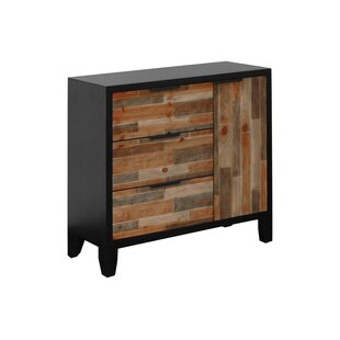Maurer Metal 1 Door Accent Cabinet by Union Rustic