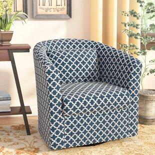 Alcott Hill Connersville Barrel Chair