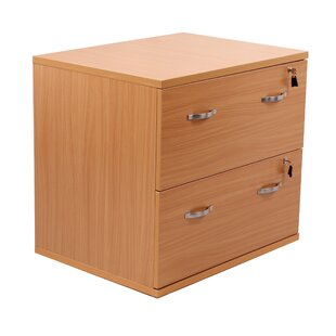 Harvard 2 Drawer Lateral Filing Cabinet