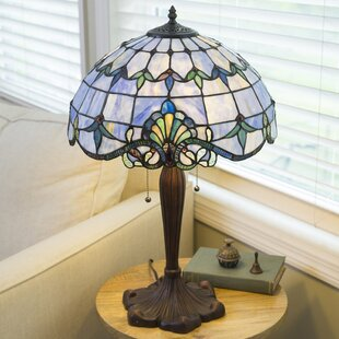 Diamanta Stained 24 Table Lamp
