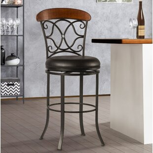 Dundee 30 Swivel Bar Stool Hillsdale Furniture