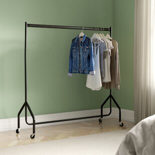 150cm Wide Clothes Rack By Symple Stuff