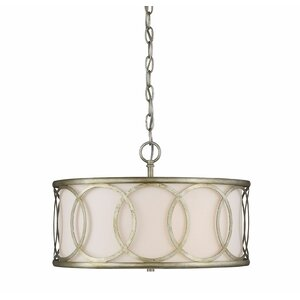 Townsend 3-Light Drum Chandelier