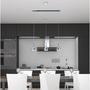 Brayden Studio Thibodeaux 3-Light Kitchen..
