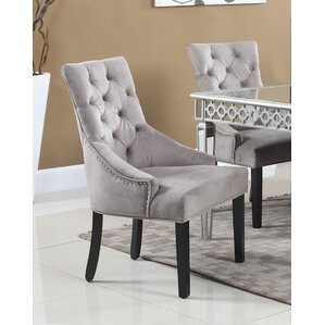 Tufted Dining Chairs Youu0027ll Love | Wayfair