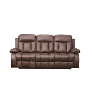 Gaviota Reclining Sofa Red Barrel Studio