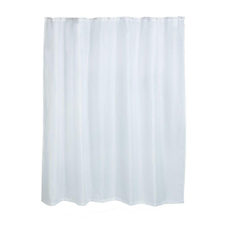Luxury Fabric Single Shower Curtain Reviews