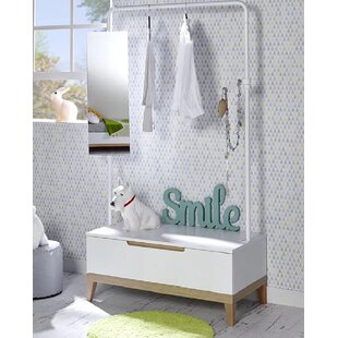 Evidence 100cm Wide Clothes Rack By Sofamo
