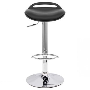 Beckham Adjustable Height Swivel Bar Stoo..
