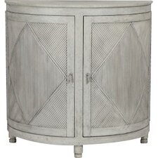 Chelsea Demilune Cabinet by Gabby