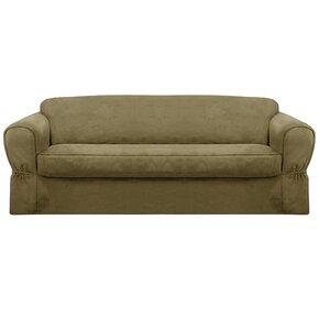Bearup Barras Box Cushion Sofa Slipcover