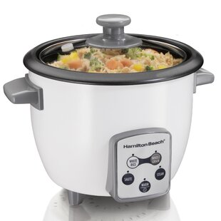 6-Cup Digital Rice Cooker