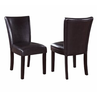 Compare prices Komarek Upholstered Dining Chair (Set of 2) by Red Barrel Studio Reviews (2019) & Buyer's Guide