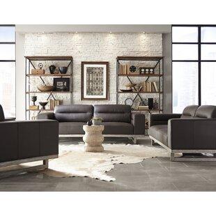 17 Stories Ignazio Configurable Living Room Set