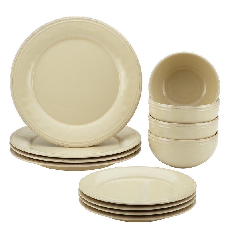Cucina 12 Piece Dinnerware Set, Service for 4