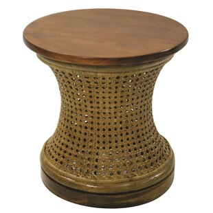 Keven End Table by Bay Isle Home