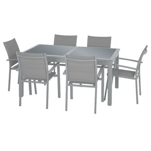 Telemanus 6 Seater Dining Set By Sol 72 Outdoor