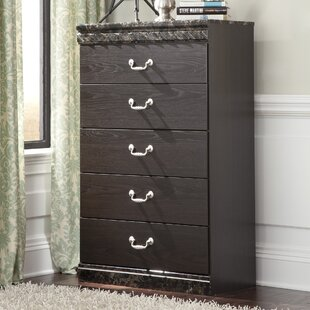 Vachel 5 Drawer Chest by Signature Design Ashley New Design