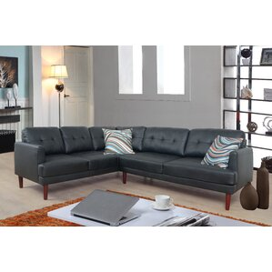 Sectional by Star Home Liv..