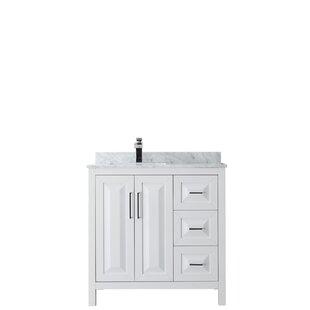 Daria 36 Single Bathroom Vanity Set By Wyndham Collection