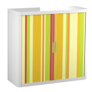 EasyOffice 2 Door Accent Cabinet by Paperflow