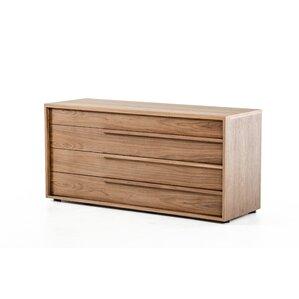 Carte 3 Drawer Dresser by Brayden Studio
