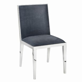 Doolittle Upholstered Dining Chair by Orren Ellis
