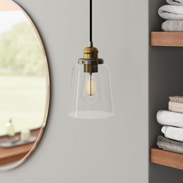 """Soccer Style Accent Lamp 15/"""" Tall White Bell Shade Light Polyresin Desk Lighting"""