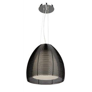 Efimov Bell Pendant by Orren Ellis