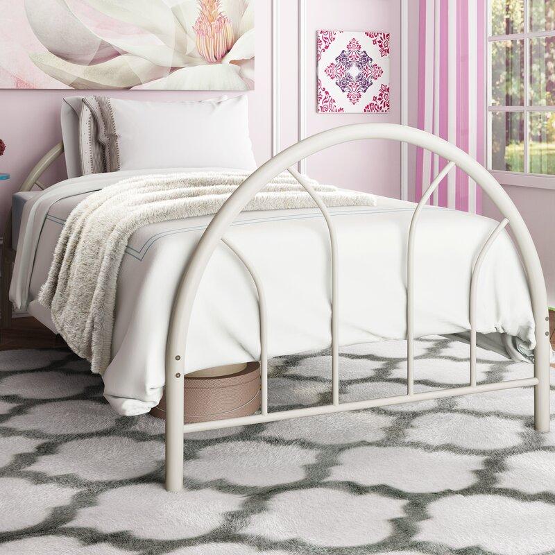Viv + Rae Makayla Twin Slat Bed & Reviews | Wayfair