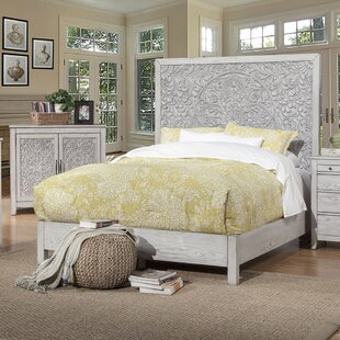 One Allium Way Orellana Panel Bed